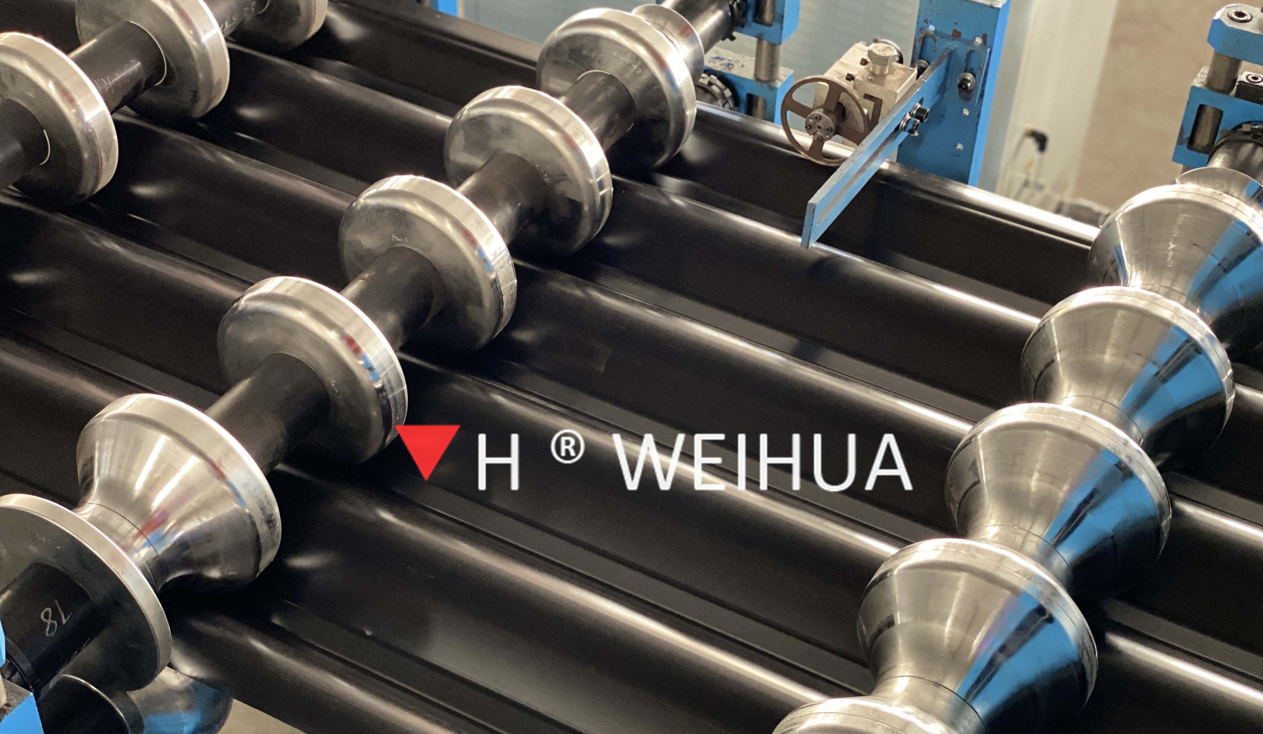 Fast Speed Tile Roll Forming Machine