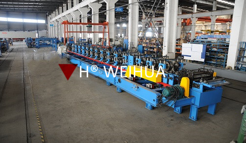 C & Z Purlin Roll Forming Line