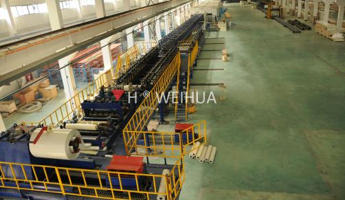 PU Continuous Panel Line